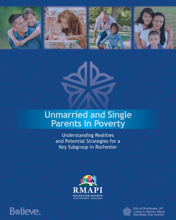 Unmarried and Single Parents in Poverty 2020 report